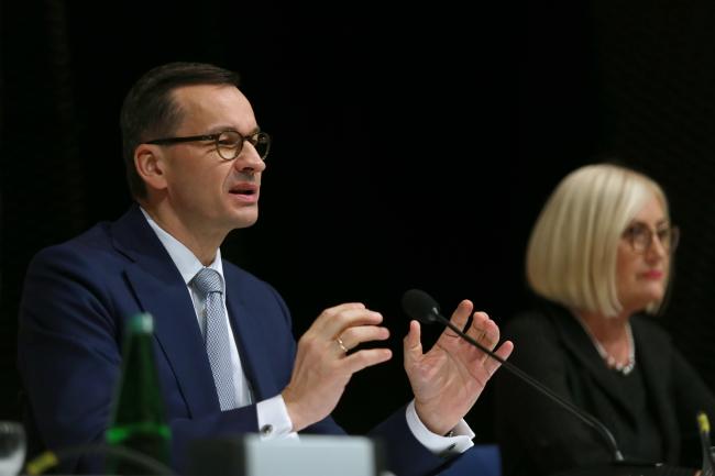 Прем'єр Польщі: Ми приймаємо мігрантів, які важко працюють та інтегруються