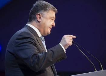 Poroshenko warns Polish leadership against steps threatening dialogue on historical issues