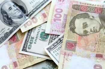 Курс гривни на межбанк е в понедельник снизился до 26,07 грн/$1
