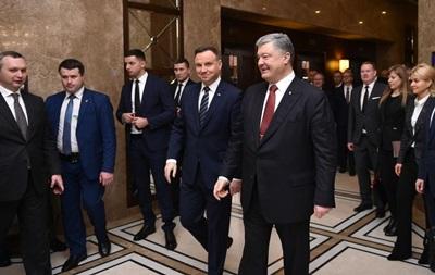Польща підтримує введення миротворців на Донбас