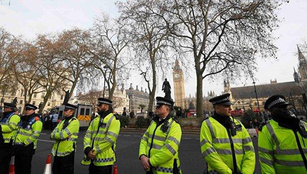 В Лондоне арестовали девочку за причастность к терроризму