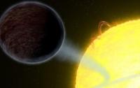 Телескоп Hubble обнаружил удивительную планету, черная как смоль поверхность которой практически не отражает света