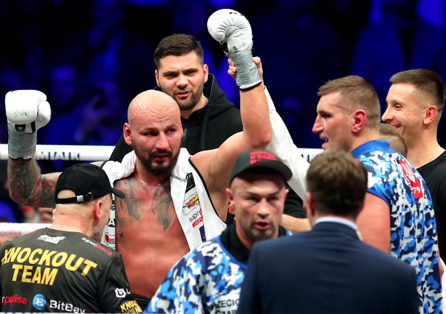 Boxing: Szpilka triumphs over Wach