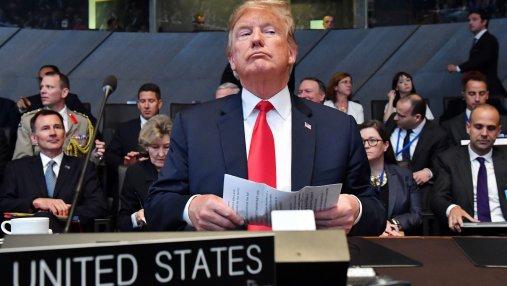 Шоу одного президента на саммите НАТО: кто на самом деле тормозит Альянс и прав ли Трамп