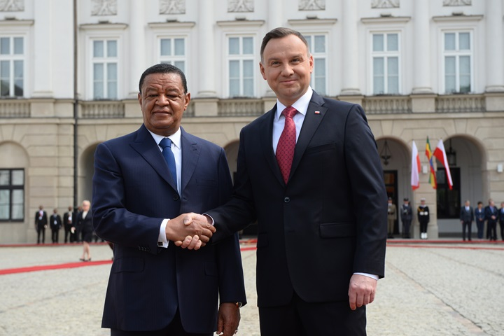 Polish president advocates for investing in Ethiopia