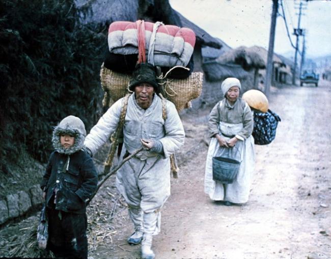 Разделенные Корейской войной семьи вновь встретятся в августе