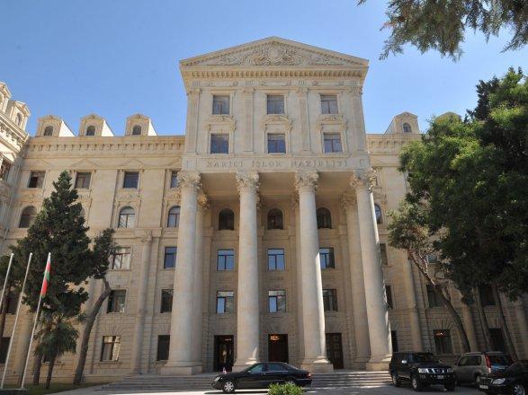 МИД Азербайджана о встрече Лаврова и Налбандяна