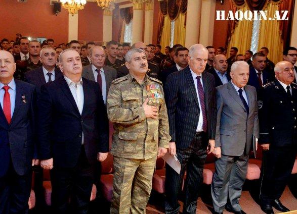 В Баку вспоминают шехидов: «Никто не забыт и ничто не забыто» фото
