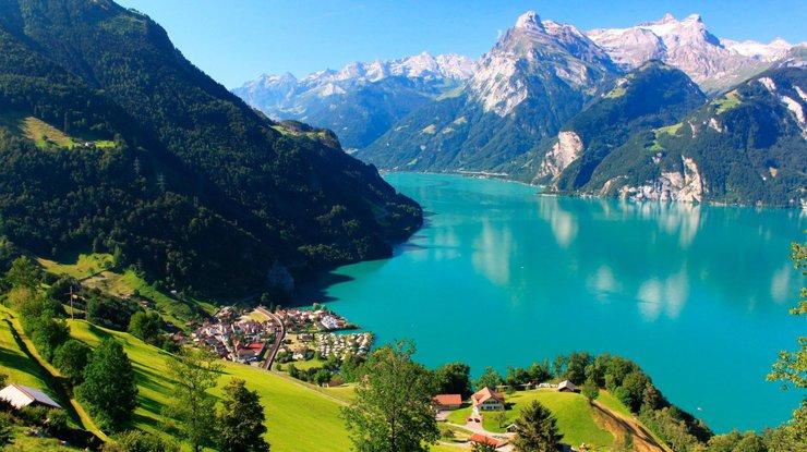В Швейцарии начали продавать воздух