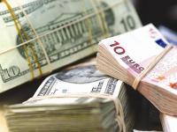 В обменных пунктах доллар подешевел до 26,5 гривни