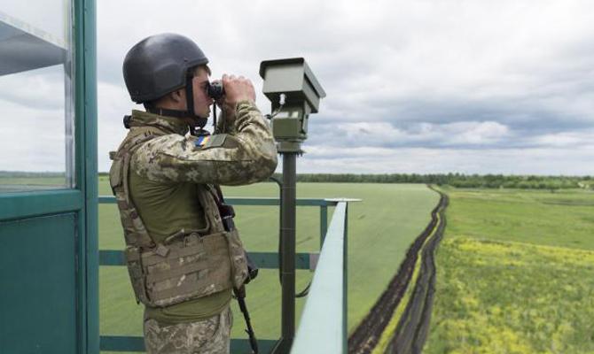 В Сумской области пограничники задержали 12 незаконных мигрантов