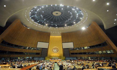 В ООН приняли обновленный проект резолюции по Крыму
