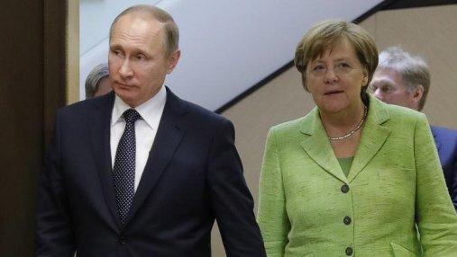 Встреча Меркель с Путиным: О чем будут говорить политики