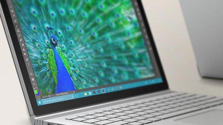 Microsoft представила конкурента MacBook (фото)