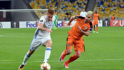 Скендербеу - Динамо: прогноз на матч Лиги Европы 2017/2018