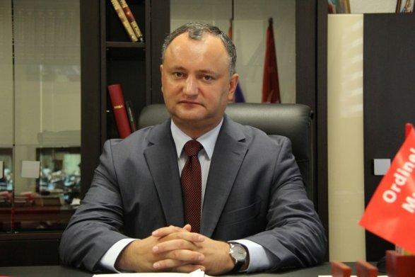 Президент Молдавии может лишиться должности