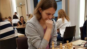Украинка Музычук стала чемпионкой Европы по быстрым шахматам