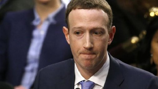 Цукерберг встретится с представителями Европарламента
