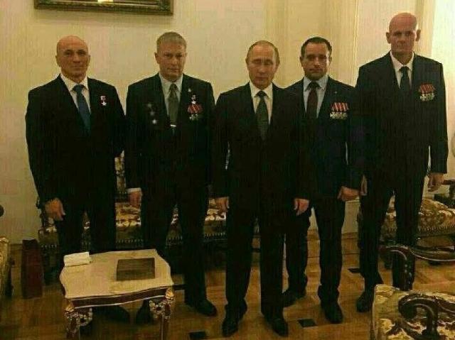 У Росії понад 100 тис. військових найманців