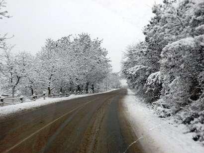 Синоптична ситуація в Україні істотно не зміниться: невеликий мороз, туман, ожеледиця