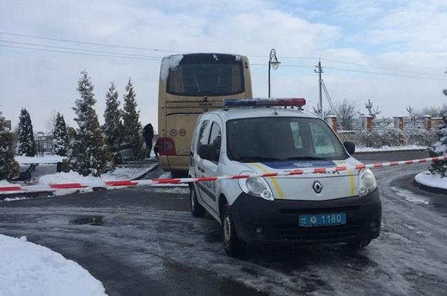 Подрыв польского автобуса в Украине назвали терактом