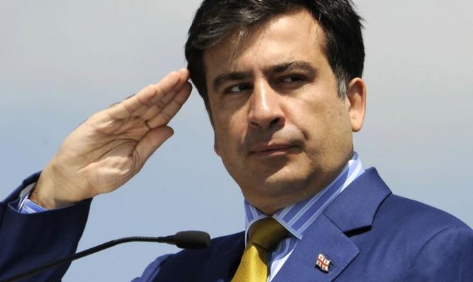 Суд отложил оглашение текста решения по мере пресечения для Саакашвили