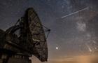 Появились красочные фото звездопада Персеиды