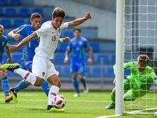 Португальцы в первом тайме забили пять безответных мячей в ворота сборной Украины