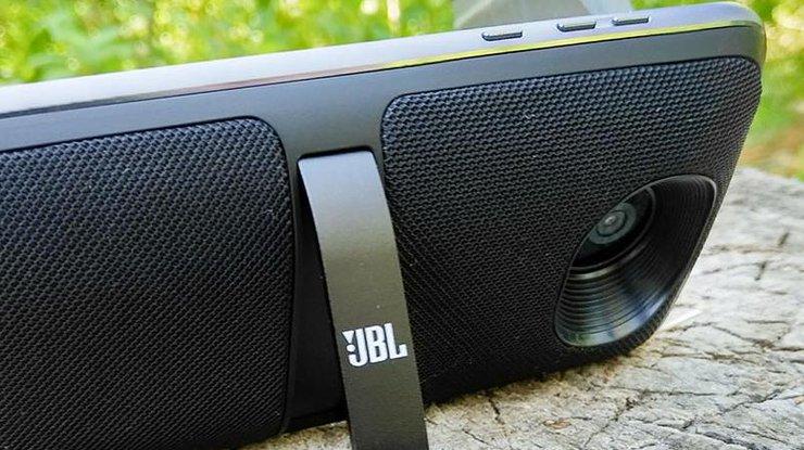 Motorola разрабатывает новый музыкальный модуль (фото)