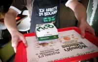 Макдональдс полностью перейдет на перерабатываемую упаковку