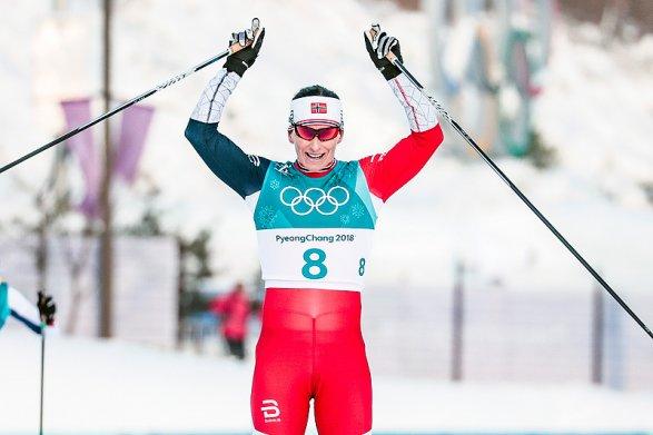 Норвегия выиграла Олимпиаду-2018