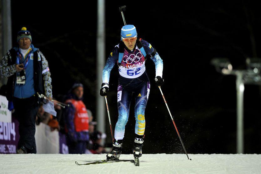 Биатлон: Вита Семеренко выиграла бронзу в спринте на этапе Кубка мира