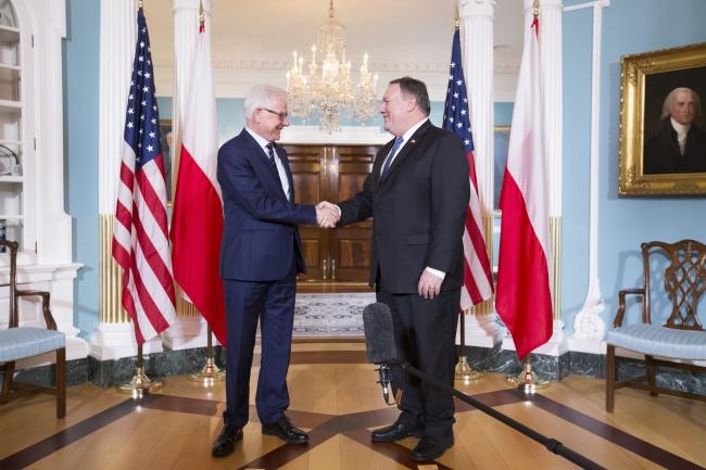 Польща та США проти побудови Nord Stream 2