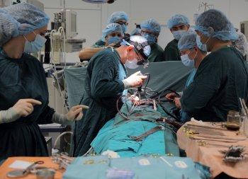 Італійський хірург заявив про успішну пересадку голови трупу