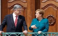 Порошенко и Меркель обсудили Северный поток-2