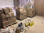 Подпольное производство алкогольного фальсификата ликвидировано на Киевщине, изъято продукции на 700 тыс. грн. ФОТОрепортаж