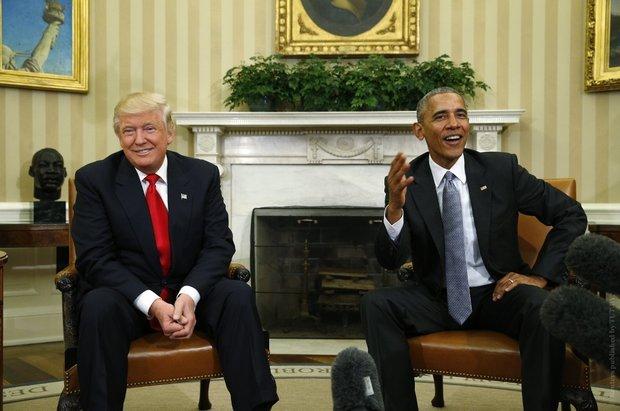 Трамп: Обама бездействовал в отношении России в надежде на победу Клинтон