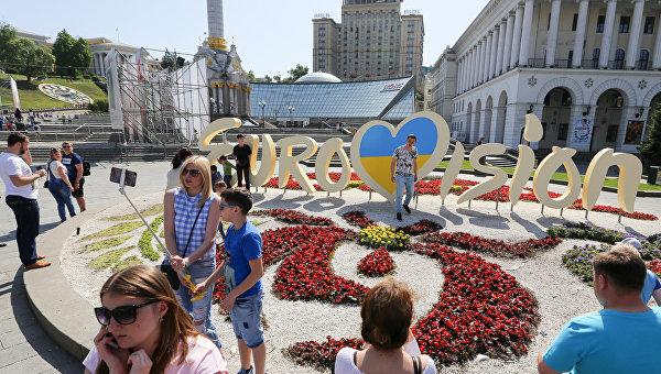 В Швейцарии арестовали 15 млн евро гарантий Киева на Евровидение