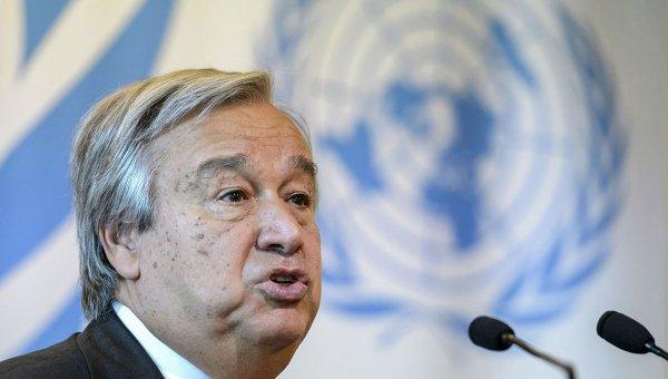 Форум в Давосе пройдет без генсека ООН