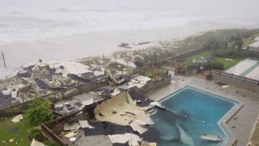 Ураган Майкл достиг Флориды в США: жуткие фото и видео