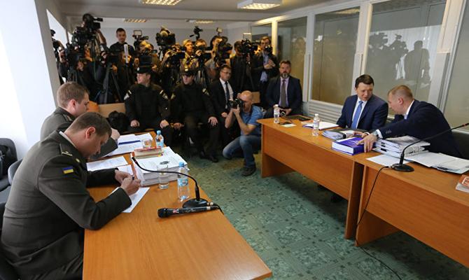 Суд по делу о госизмене Януковича продолжит работу 20 декабря
