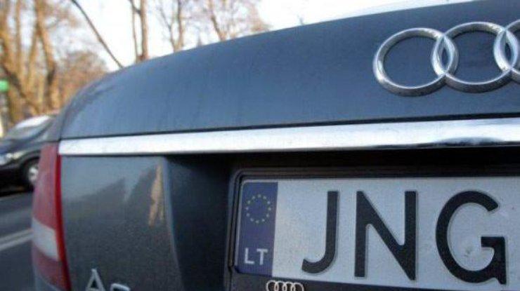 Новые правила растаможки авто: украинцам дали важный совет