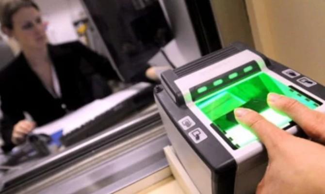 С начала года биометрический контроль при въезде в Украину прошли 175 тыс. россиян