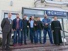 Четверо украинских воинов прибыли в Литву для восстановления после ранений. ФОТО