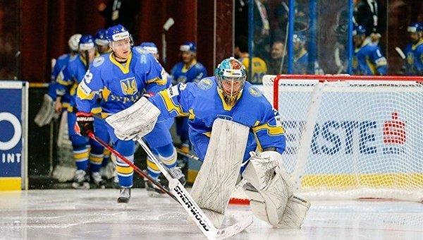 Хоккеисты сборной Украины сдали матч против Южной Кореи на чемпионате мира