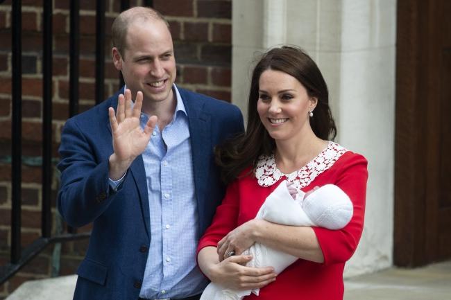 Анджей Дуда з дружиною привітали британську королівську пару з народженням сина