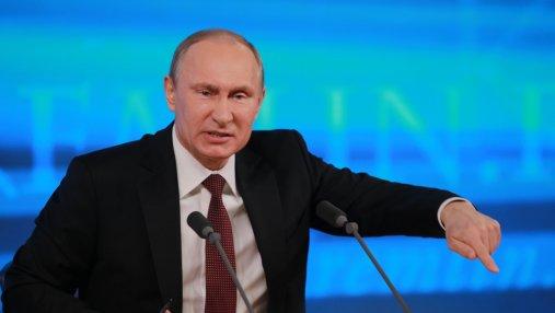 Плевок в лицо украинцев и грузинов Путин резко высказался о действиях Саакашвили