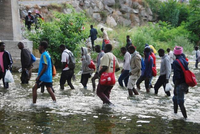 Очільник Ради Європи нагадав, що міграційна криза триває