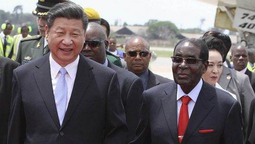 Китай мог дать зеленый свет военному перевороту в Зимбабве, – The Guardian
