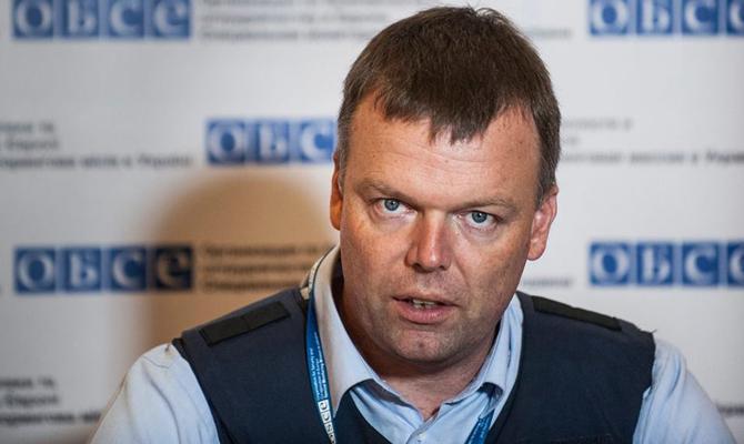 Хуг посетит Донбасс 19-25 июня, - ОБСЕ